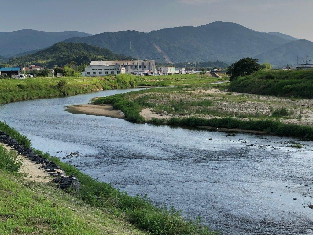 西日本豪雨災害から1年後